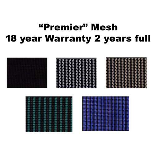 Premier Mesh 18 Year Warranty 2 Years Full Covertech